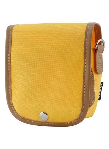 Fujifilm instax mini 9 Sarı Bez Çanta Sarı